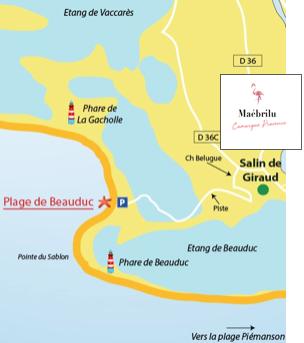Kitesurf Camargue Beauduc